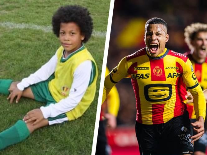 Van jonkie met afrokapsel tot kwelduivel van Anderlecht: hoe Aster Vranckx uitgroeide tot de recordtransfer van Malinwa
