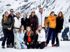 Koninklijke familie dit jaar niet naar Lech
