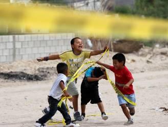 Mexicaanse moordhoofdstad Ciudad Juarez klautert uit het dal