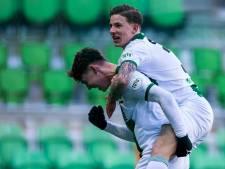 FC Groningen ploetert zich tegen tien man van PEC naar de zege
