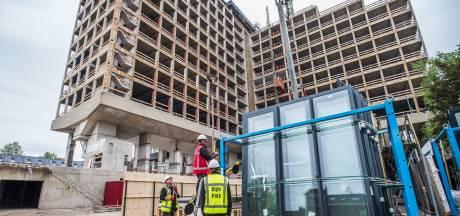 Twee penthouses van zes nullen in voormalig ING-kantoor in Arnhem