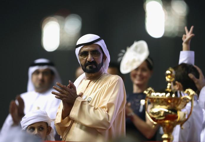 Sjeik Mohammed bin Rasjid Al Maktoem.