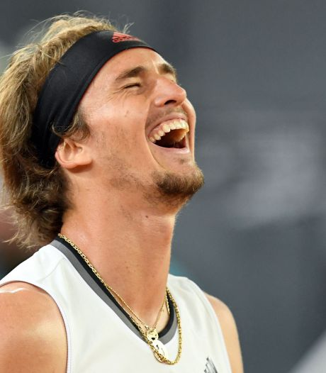 Alexander Zverev renverse Matteo Berrettini et double la mise à Madrid