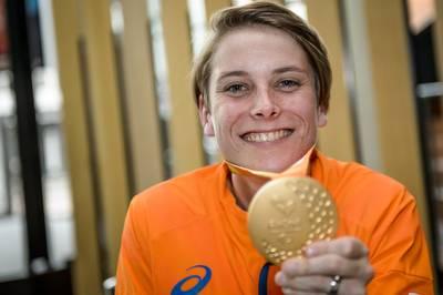 Paralympisch kampioen Kelly van Zon speelt zondag in Terheijden