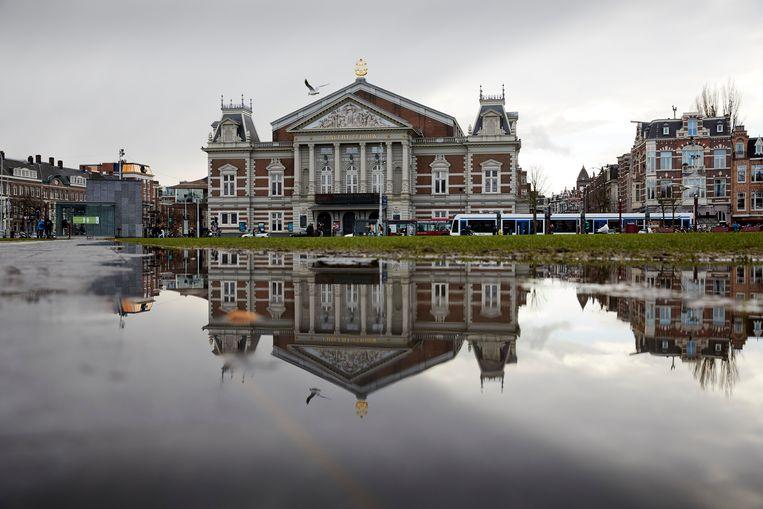 Concertgebouw.  Beeld ANP
