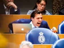 Forumkiezer ziet geruzie in de top met afschuw aan: vertrouwen in Baudet daalt