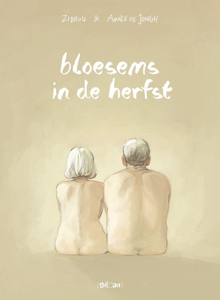 'Bloesems in de herfst' van Aimée de Jongh is bij Dargaud in enkele maanden tijd aan een derde druk toe.  Beeld RV