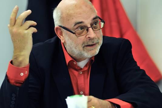 Wim van Overveld, voorzitter 50Plus in Provinciale Staten van Brabant.