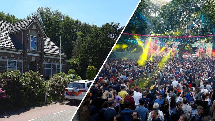 Drugspand gevonden bij grens met Duitsland en Nijmeegse horeca wil Alternatieve Vierdaagsefeesten doorzetten