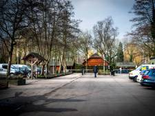 Verhitte koppen tegenover elkaar op vakantiepark Residence Tergouw