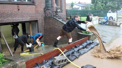 Derde modderstroom in één week