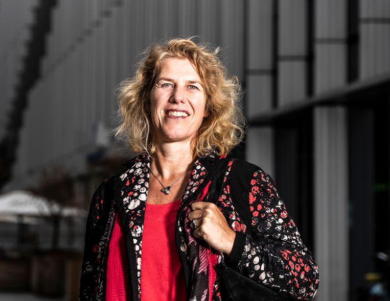 Linda Broekhuizen.  Beeld Jiri Buller