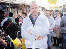Ex-PVV'er Van Doorn: 'Ik ga het liefst naar Syrië'
