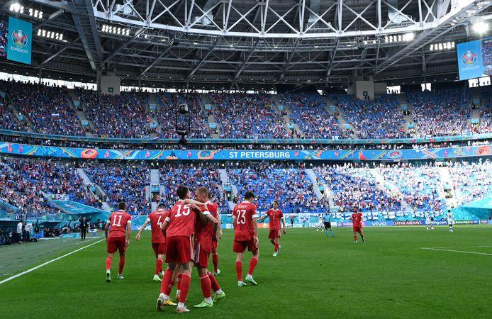Une courte victoire qui suffit au bonheur des Russes, toujours en course pour un ticket pour les huitièmes de finale de l'Euro.