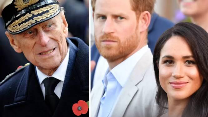"""Britten zijn boos nu toestand prins Philip onzeker is: """"Interview Harry en Meghan met Oprah is enorm ongepast"""""""