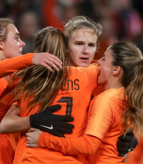 Zwitsers lopen niet uit voor play-off tegen Oranjevrouwen
