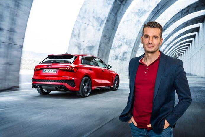 De nieuwe Audi RS3