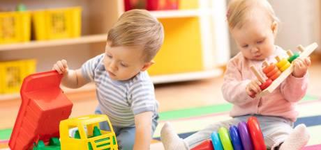 Le secteur de la petite enfance à l'arrêt ce mercredi
