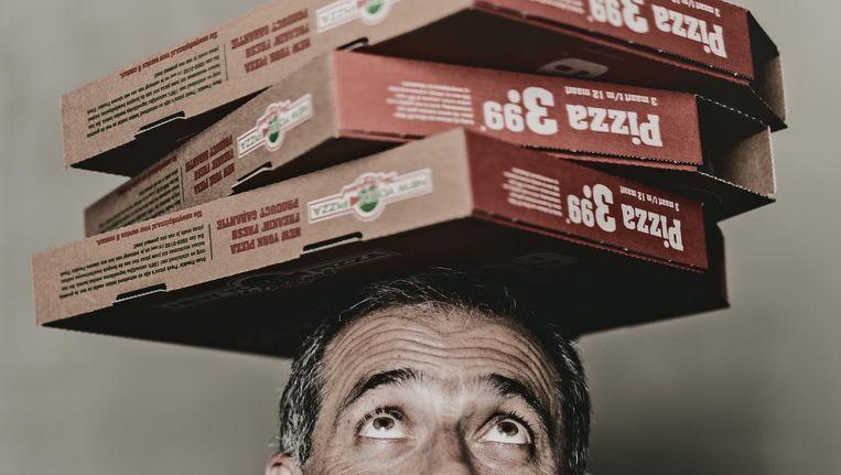 'Onze pizza's zijn helemaal clean' Beeld Jitske Schols