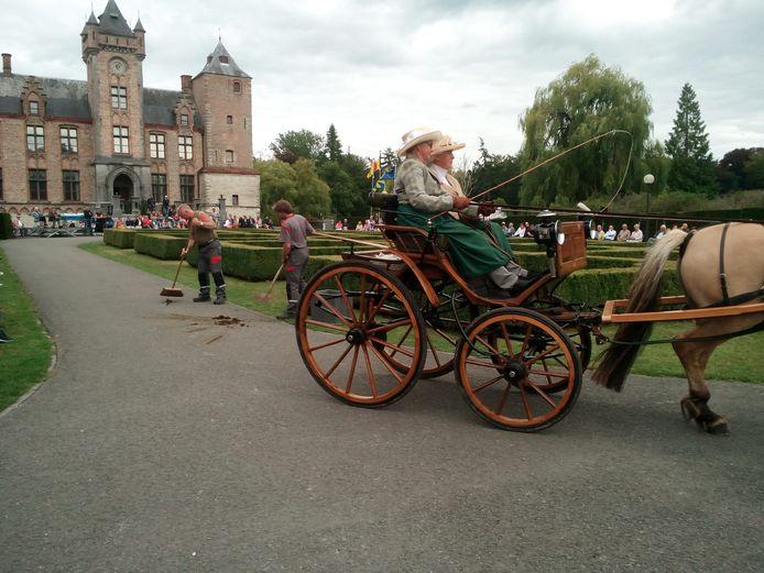 Geen Internationale Koetsenparade in Brugge in augustus.