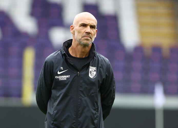 Vitesse-coach Thomas Letsch.