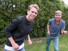 Recordbreker Tim van den Broeke is zijn 'leermeester' inmiddels op bijna alle afstanden voorbij geschoten