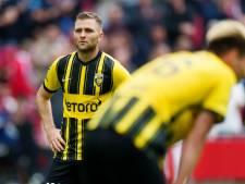 Tronstad na sof Vitesse in Arena: 'Supporters ernstig teleurgesteld'