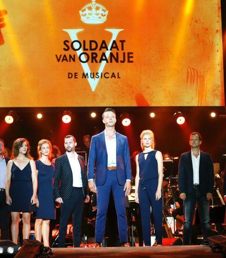 Musical Soldaat van Oranje hervat, maar gaat draaien met verlies