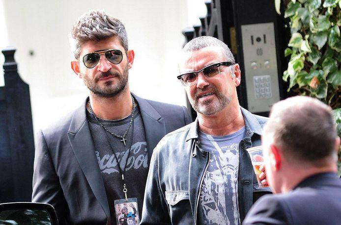 Fadi Fawaz en George Michael