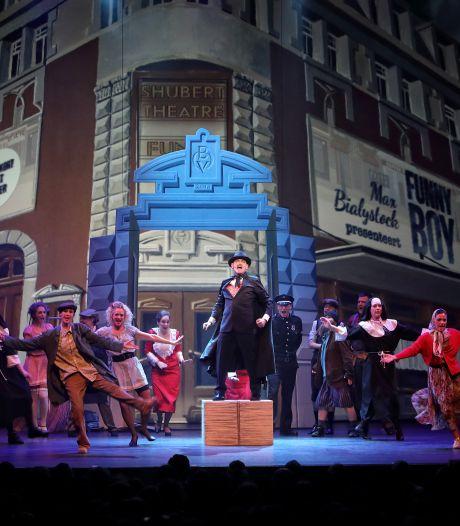 BOV brengt bruisend Broadway overtuigend naar Bergen