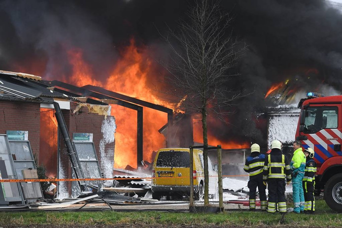 3d198dcf34a Slachtoffer brand Sint Anthonis buiten levensgevaar   St. Anthonis ...