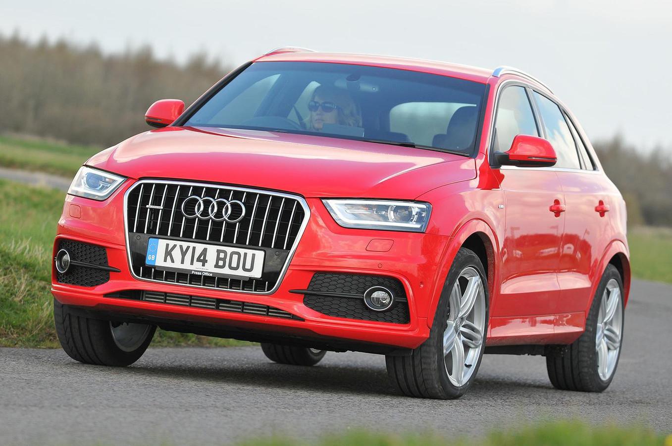Audi Q3.