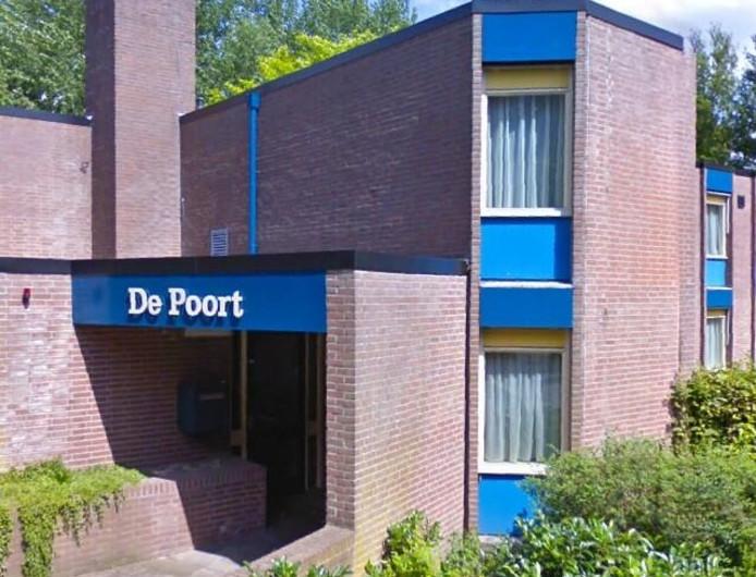 Gebouw de Poort aan het Vlier in Deventer.