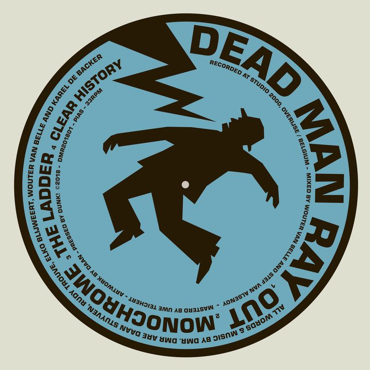 Dead Man Ray hoes nieuwe ep Beeld Dead Man Ray