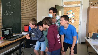 Klas 6A basisschool Sint-Lieven Kolegem haalt zevende plaats in Whizzkids tegen 39 andere Vlaamse zesdes