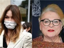 """Carla Bruni s'en prend à Josiane Balasko concernant l'affaire Richard Berry: """"Vous êtes certaine qu'il est coupable?"""""""