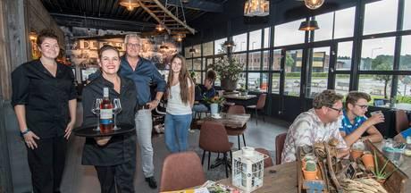 Leegstaand truckerscafe  nu familierestaurant
