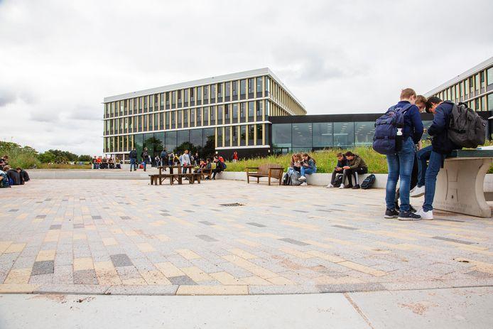 Porteum, de gloednieuwe campus in Lelystad.