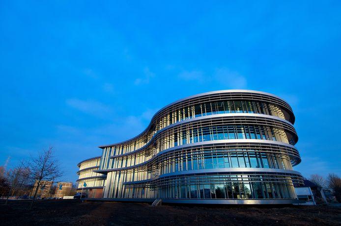 Het kantoor van het Waterschap Rijn en IJssel in Doetinchem.