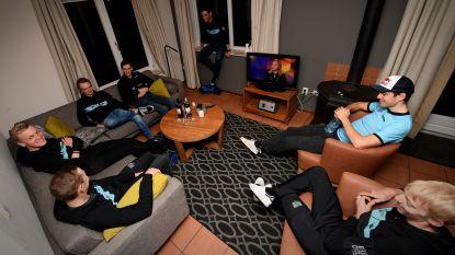 WK-selectie op ministage in Valkenburg