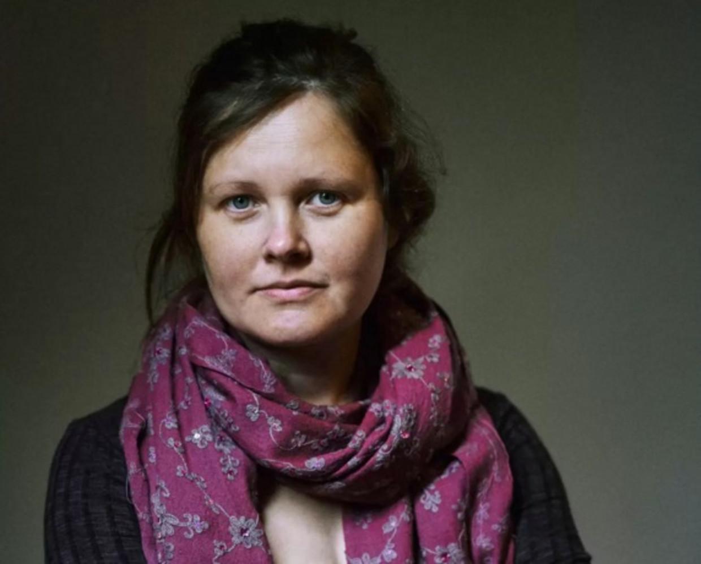 Gerda Blees: 'Mensen met een eetstoornis creëren een eigen universum.' Beeld Thomas Sweertvaegher