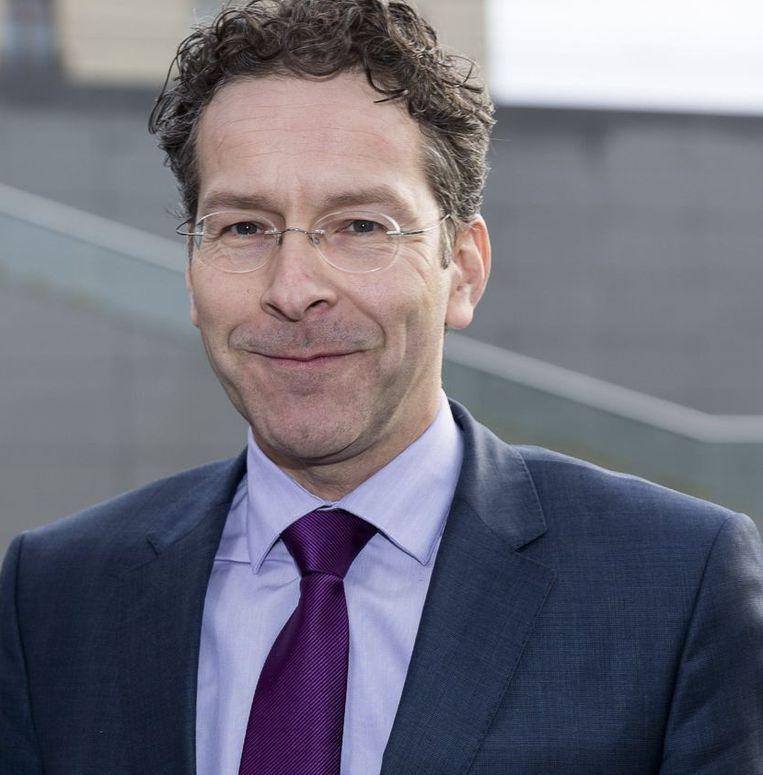 Jeroen Dijsselbloem. Beeld PHOTO_NEWS