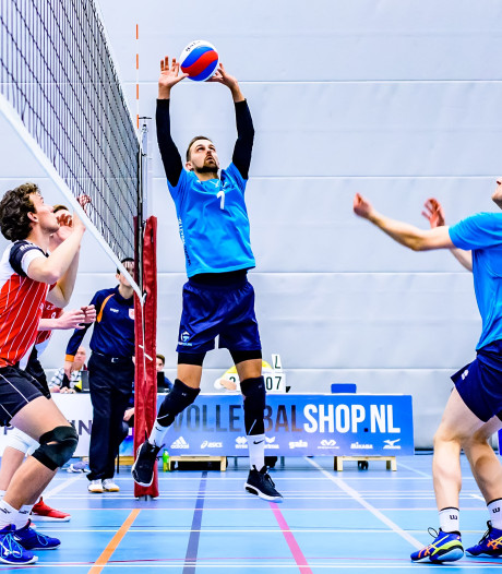'Met nieuwe indeling doe je recht aan prestaties van volleybalteams'