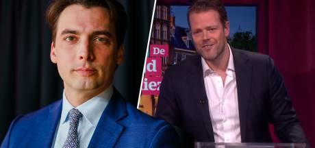 Stelling | Martijn Koning ging te ver met zijn 'roast' over Baudet