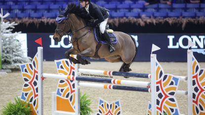 Frederik Mees (15) wint Jumping Mechelen