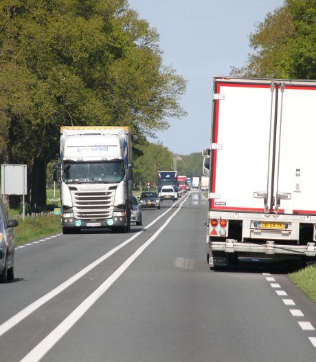 Oppositie lijnrecht tegenover coalitie rond veilige oversteek over N35 in Haarle en Nijverdal: 'Historische fout'