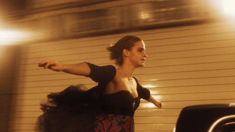 Emma Watson in The Perks of Being a Wallflower. Beeld