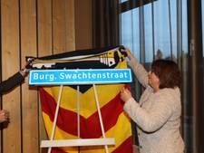 Straten Hapert vernoemd naar oud-burgemeesters Swachten en Grem