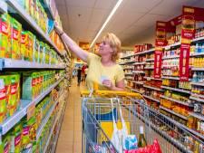 Boodschappen fors duurder: 'Gemiddeld huishouden honderden euro's extra kwijt'
