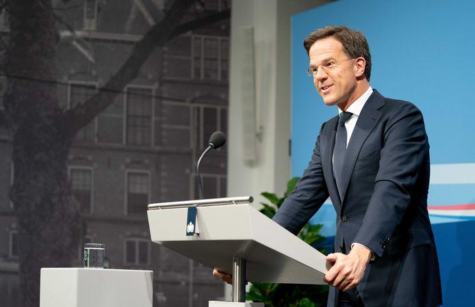 Premier Mark Rutte